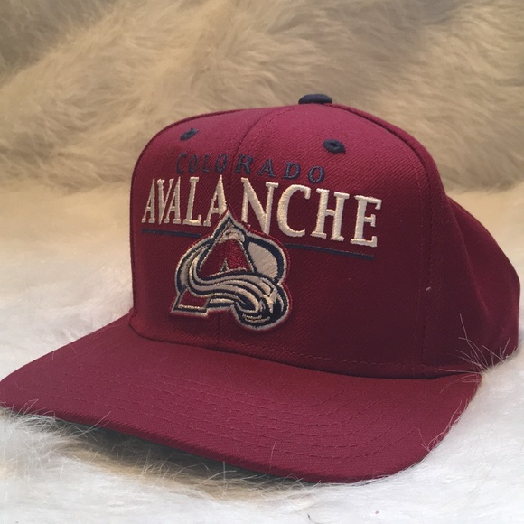 4858aba8a5f CCM Other - Colorado Avalanche CCM SnapBack Hat
